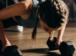 Sieviešu treniņa īpatnības
