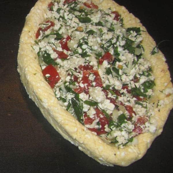 Biezpiena-siera-tomātu maizītes (bez glutēna)