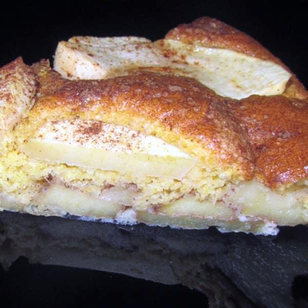 Ābolu – kanēļa pīrāgs