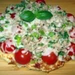 Pica ar tunci un sieru (pannā)