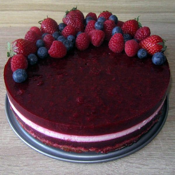 Torte Latvijai