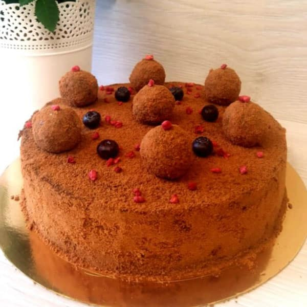 Trifeļu torte