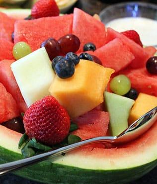 Arbūzi un melones – un svara samazināšana